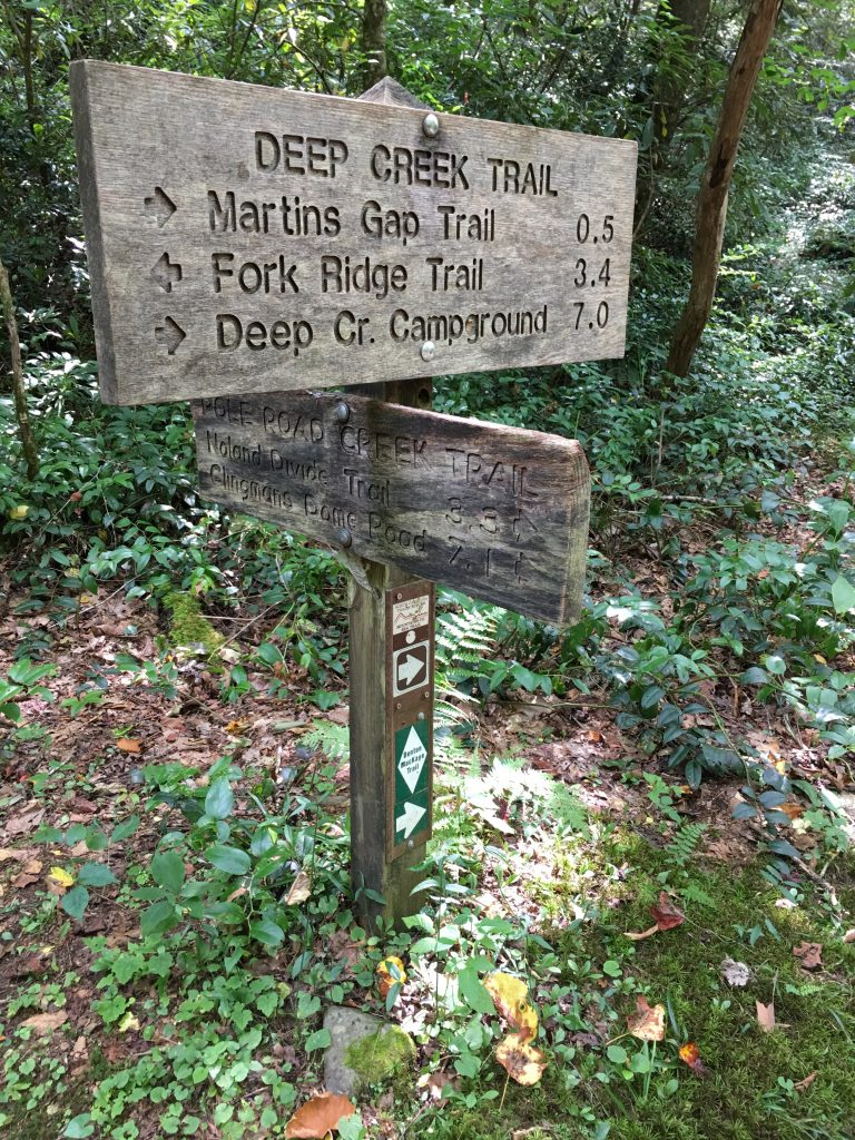 Joining Benton MacKaye Trail