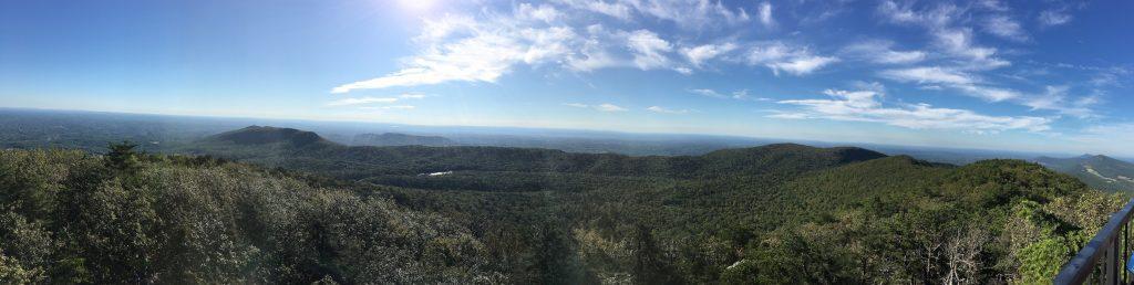 Moore's Knob Panorama